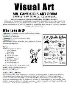 Optimus 5 Search Image Art Syllabus Middle School
