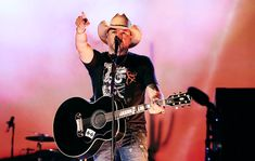 JASON ALDEAN ANNOUNCES BACK IN THE SADDLE TOUR 2021 Top Country Songs, Country Music News, Country Singers, Jason Aldean, Superstar, Tours