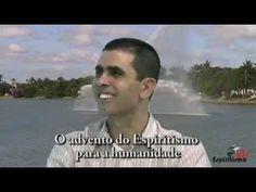 "Entrevista: ""O Advento do Espiritismo para a Humanidade"", com Haroldo Dutra Dias."