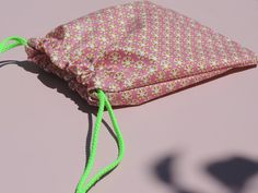 pochette pour maillot de bain, pochette de plage imperméable vert fluo : Etuis, mini sacs par happyaime