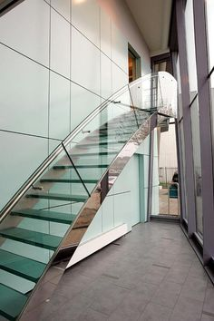 The staircase in our Dutch head office!