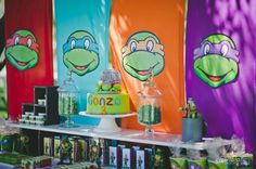Gonza cumple 3! | CatchMyParty.com