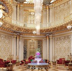 #WhiteandGold Luxury Mansion Interior #luxurymansion #luxurykitchenmansions