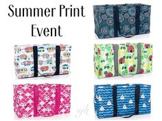 Thirty One Consultant, Summer Prints, Sassy, Sweet, Candy