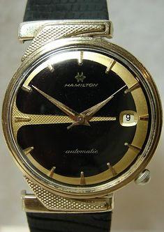 Hamilton K475 vintage watch, 1961
