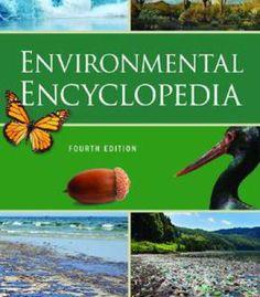 Environmental Encyclopedia Fourth Edition PDF