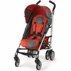 """G needs a lightweight stroller. Chico lite way in """"fuego"""""""