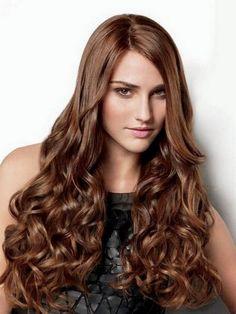50 Shades Of Brown Hair