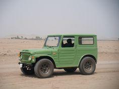Suzuki lj 80 Jimny 4x4, Samurai, Camping Storage, Suzuki Jimny, Range Rover Evoque, Nissan Rogue, Mini Trucks, Daihatsu, Jeep 4x4