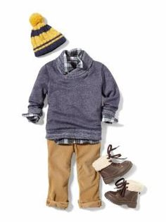 Minus the shoes and hat
