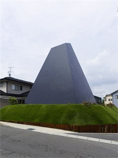 House in Saijo - #Hiroshima, Japan - 2007 - Suppose Design Office #architecture #japan #house