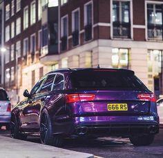 Audi RS6 mod