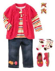Gymboree Imaginary Friends Plaid Button Pants Panda Sweater Set 3-6 12-18 NWT