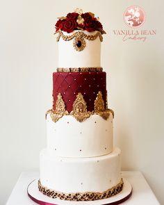 Elegant Cakes Parfait Wedding Cake Pies