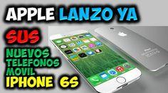 MUNDO CHATARRA INFORMACION Y NOTICIAS: Apple lanzo sus nuevos teléfonos móvil iPhone 6S