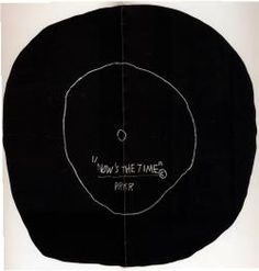 Now's the Time, Jean-Michel Basquiat, 1985
