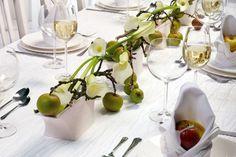 TIZIANO Tischdeko mit Obst