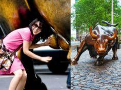 Basta tocar algumas estátuas e monumentos ao redor do mundo para atrair sorte e prosperidade - 1 (© zell0ss Flickr) Touro de Wall Street | Nova York, Estados Unidos