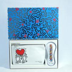 Die Clarisonic Mia2 trifft auf Keith Haring. Ganz getreu dem Motto: vom Museum ins Badezimmer! #LovePopDance