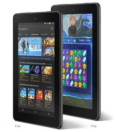 Fire HD 6 - Amazon's Official Site -  PlayOver 300,000 apps and games Learn More
