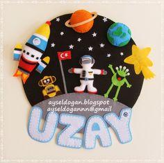 Uzay bebe�in uzayl� kap� s�s�:)