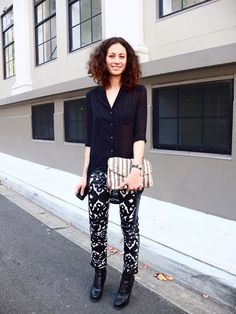 Pants from Street Style