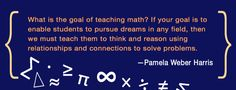 http://www.heinemann.com/blog/fake-math-versus-real-math-411/