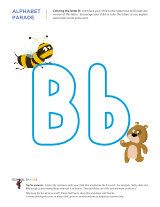 Free kindergarten worksheets to help children learn to identify the letters, recognize the sounds they make, and write them in uppercase and lowercase