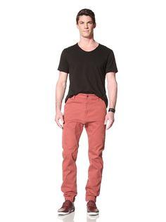 60% OFF Zanerobe Men\'s Slingshot Pants (Aged Red)