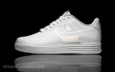 Nike Lunar Force 1 Fuse NRG Blanco