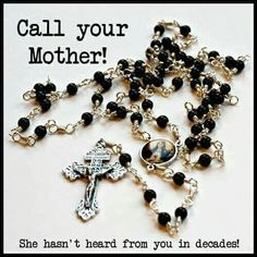 """truthistimeless: Can't be said enough: Never underestimate the power of prayer. If you really want to amplify it, pray the Rosary before The Blessed Sacrament. The Son listens to His Mother! Pio: """"The Rosary is the weapon. Catholic Memes, Catholic Prayers, Rosary Catholic, Catholic Beliefs, Catholic Churches, Catholic Gospel, Catholic School, Praying The Rosary, Holy Rosary"""