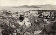 HOWTH & IRELAND'S EYE CO. DUBLIN LAWRENCE IRISH POSTCARD POSTED in 1911 | eBay Round Tower, Saint Stephen, Londonderry, Dublin Ireland, Old Postcards, Irish, Eye, Painting, Irish Language