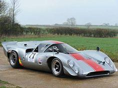 Lola T70 GT