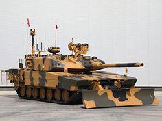 Altay-AHT tank Otokar