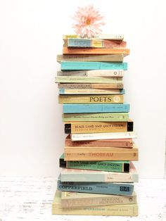 Pastel Books beachbabyblues