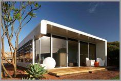 12 casas prefabricadas en las que querrás entrar a vivir