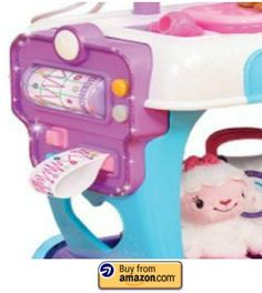 Doc Mcstuffins Hospital Cart