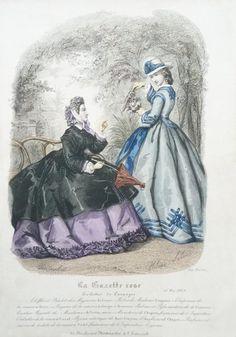 May, 1863 - La Gazette rose