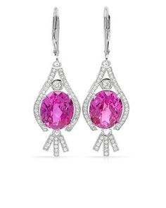 Sapphire Silver Earrings at www.marsbazaarshop.com. Now take 6 months interest free to pay from Paypal
