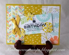 Stampin' Up! Sale-a-bration 2014