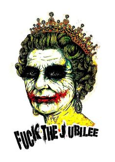 Canvas | Posted in #politics: Fuck the Jubilee