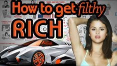 How to Get Filthy Rich Quick - 4 Hour Work Week and Rich Dad Poor Dad Mo...