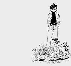 Kyoko and Ren | Skip Beat