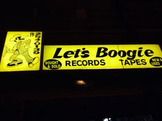 Let's Boogie. Bridgeport, Chicago, Illinois