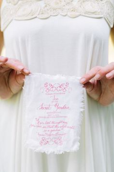 View entire slideshow: 22 Of The Most Creative Party Invitations EVER on http://www.stylemepretty.com/collection/648/