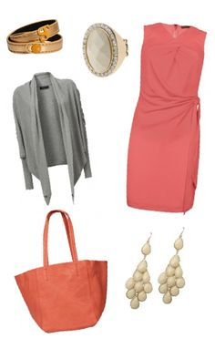 Pink & Grey Outfit | Dresses Only