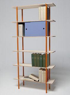 in a pinch shelving system by arttu kuisma