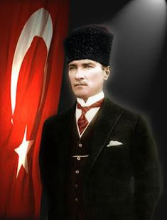 Şekerli Balon: Ataturk
