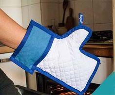 Facebook 'Like' Button oven mitt