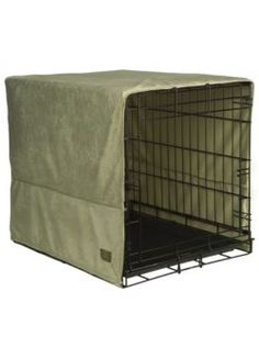 Pet Dreams Sage Plush Crate Cover -- You can get more details by clicking on the image. (This is an affiliate link and I receive a commission for the sales) Dog Crate Cover, Airline Pet Carrier, Dog Cages, Pet Carriers, Crates, Dogs And Puppies, Pet Supplies, Your Pet, Plush